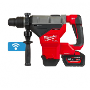 Milwaukee M18 FHM-121C FUEL™ ONE-KEY™ 8 kg SDS-MAX vrtací a bourací kladivo